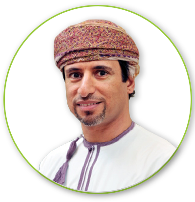 His Excellency Engineer Salim bin Nasser Al Aufi