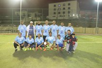 Diam inter Governorate Football championship