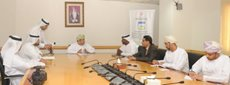 SEWA delegation from UAE visits Sultanate