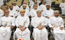 The induction of the governors in Musandam Governorate 2018
