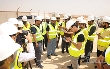 Media Visit to introduce the new diam project in Duqom